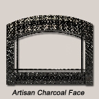 Artisan Charcoal Face