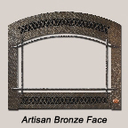 Artisan Bronze Face