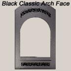 Black Classic Arch