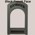 Black French Counrty Face