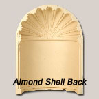 Almond Shell Back