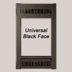 Universal Black Face