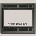 Avalon Basic Grills