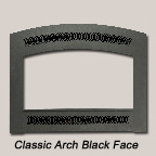 Classic Arch Black Face