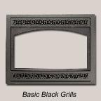 Basic Black Grills