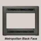 Metropolitan Black Face