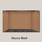 Stucco Back