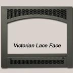 Victorian Lace Face