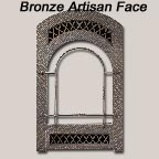 Bronze Artisan Face