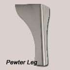 Pewter Leg