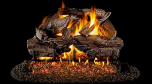 Picture of Charred Cedar Vented Log Set