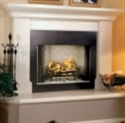 "Picture of Georgian Wood Burning Fireplace 42"" Georgian Wood Burning Fireplace"