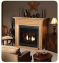 "Picture of Empire Breckenridge Premium Vent Free Fireplace 32"" Empire Breckenridge Premium Vent Free Fireplace"