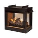 "Picture of Empire Breckenridge Peninsula Vent Free Fireplace 36"" Empire Breckenridge Peninsule Vent Free Fireplace"