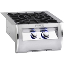 Picture of Fire Magic Built-In Echelon Diamond Power Burner with Porcelain Cast Iron Grid
