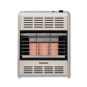 Picture of Empire Comfort Systems HR18MN 18,000 BTU Vent Free (Natural Gas Only) HearthRite Radiant Heater