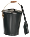 Picture of Black Ash Container and Shovel Set