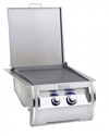 Picture of Fire Magic Echelon Diamond Built-In Double Searing Station/Side Burner