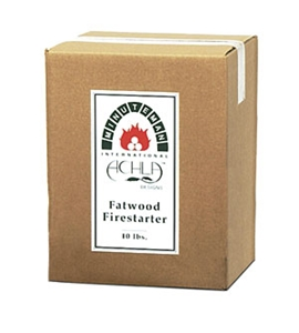 Picture of 10LB Box of Fatwood