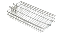 Picture of Fire Magic 3618 Flat Rotisserie Basket, Stainless