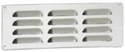 "Picture of Fire Magic 551001 Legacy 14"" Louvered Venting Panel"