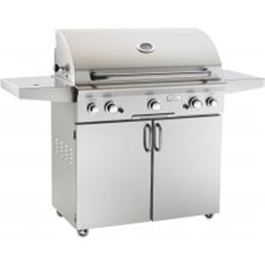 Picture of AOG 36PC-00SP Cabinet Gas Grill