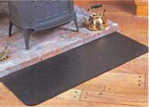 Picture of 18'' x 48'' Black UL1618 Type 1 Ember Protection Board