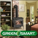Picture of The Berkshire™ Cast Iron Gas Stove