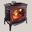 Picture of Cape Cod Cast Iron Wood Stove  Cape Cod Cast Iron Wood Stove