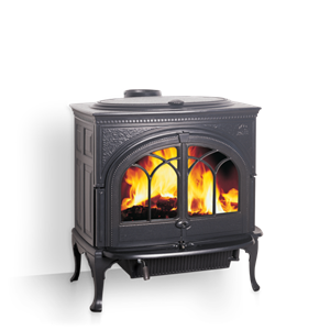 Picture of Jøtul F 600 Firelight CB Cast Iron Wood Stove