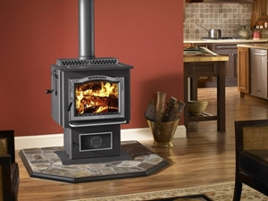 Picture of Harman TL 300 Wood Stove