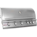 Picture of Blaze 40 Inch 5-Burner Grill With Rear Burner