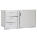 Picture of Blaze Drawer Door Combo 39""